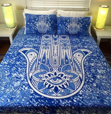 1 PC Mandala Duvet Cover & 2 PC Pillow Cover