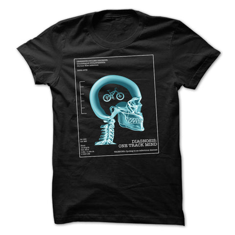 Buy Diagnosis One track mind Shirt Online