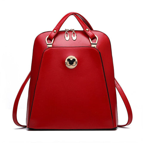 High Quality Mickey Leather Bag