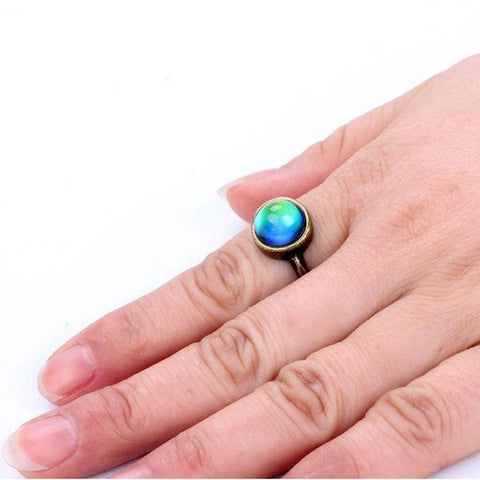 Magical Vintage Mood Ring