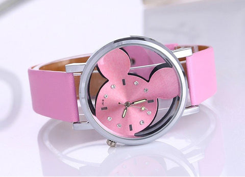 Limited Edition Mickey quartz watch