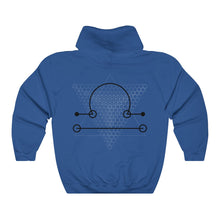 Libra - Unisex Heavy Blend™ Hooded Sweatshirt