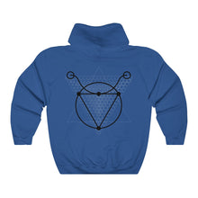 Taurus - Unisex Heavy Blend™ Hooded Sweatshirt