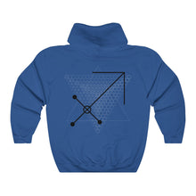Sagittarius - Unisex Heavy Blend™ Hooded Sweatshirt