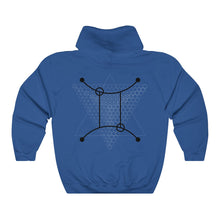 Gemini - Unisex Heavy Blend™ Hooded Sweatshirt