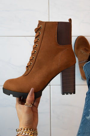 Breaking Rules - Coffee Booties