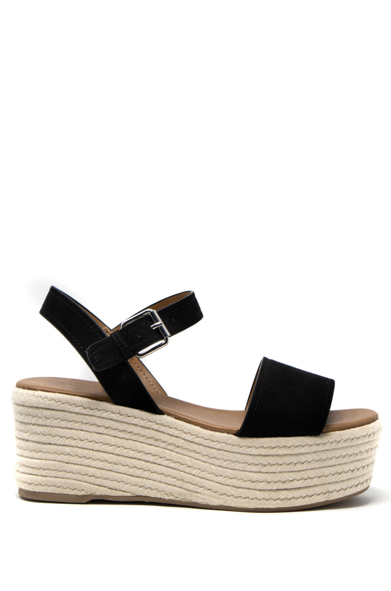 Catalina Shores - Black Platforms