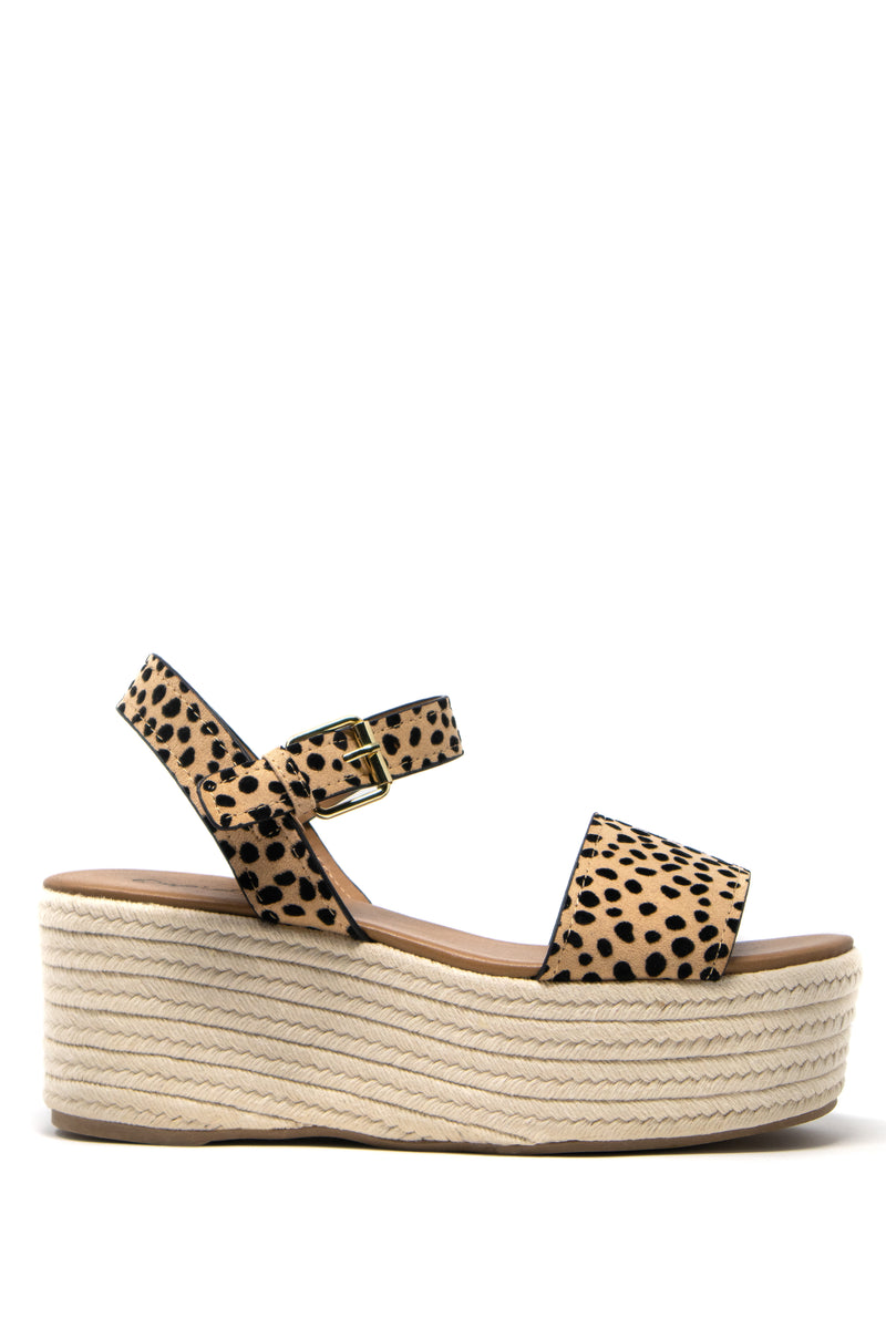 Catalina Shore - Leopard Platforms