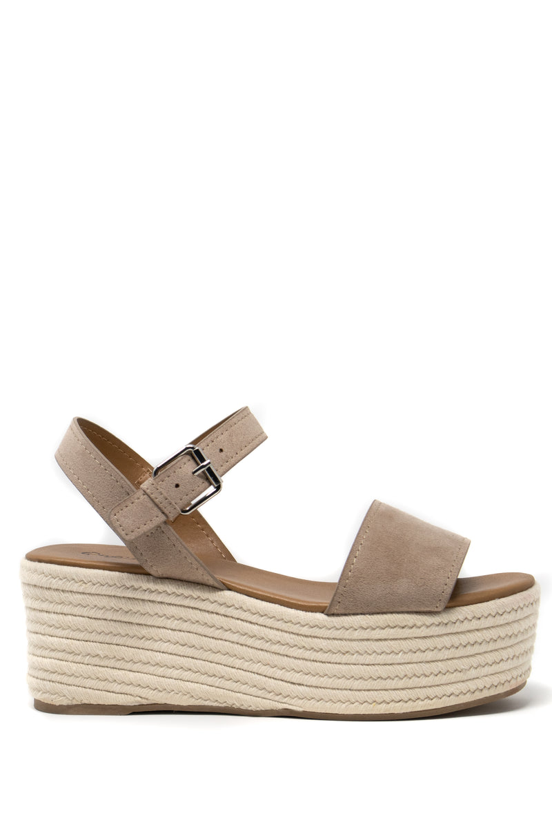 Catalina Shores - Taupe Platforms