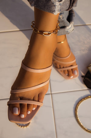 Heavenly - Nude Heels