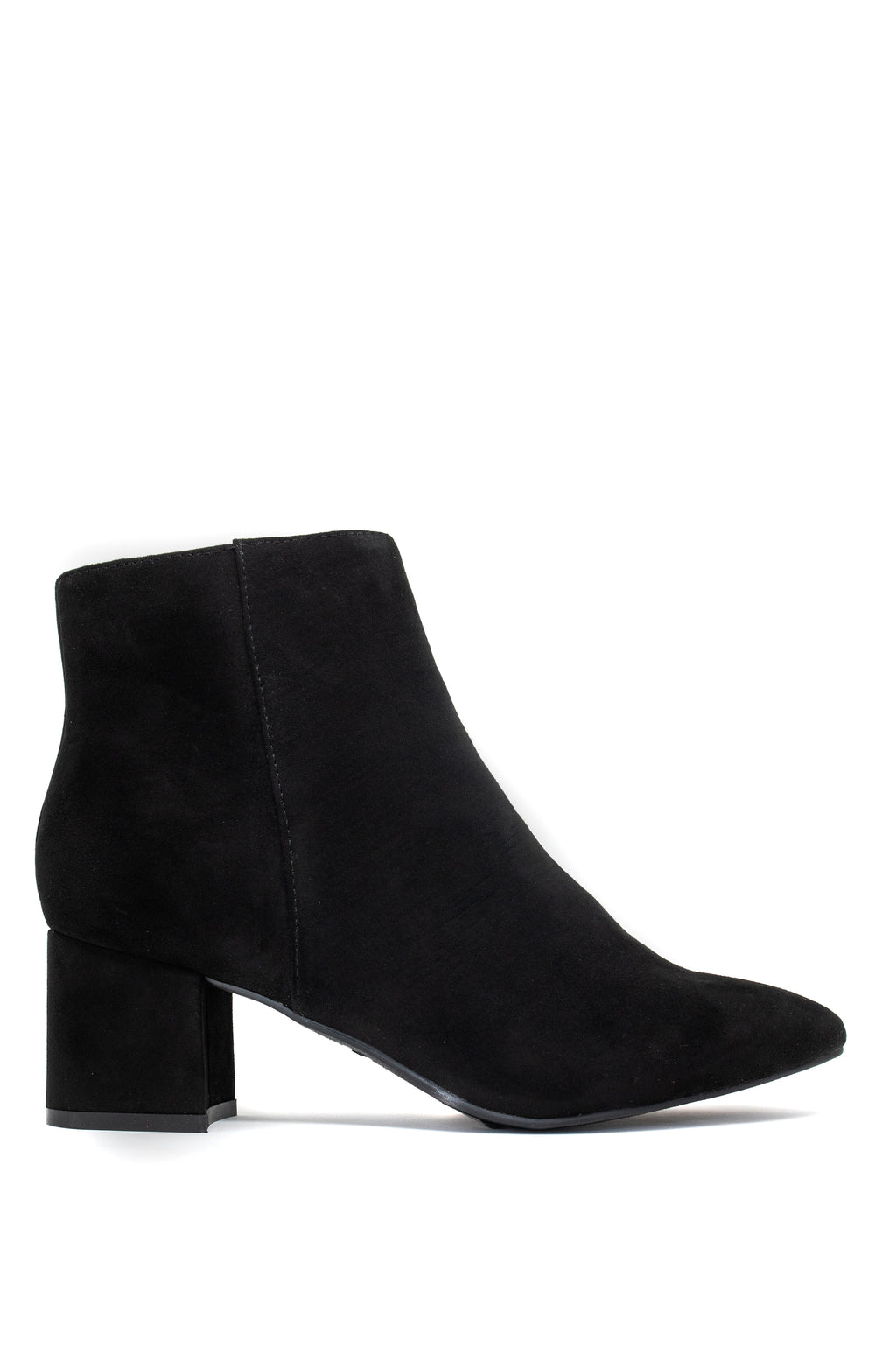 Keep In Touch - Black Booties