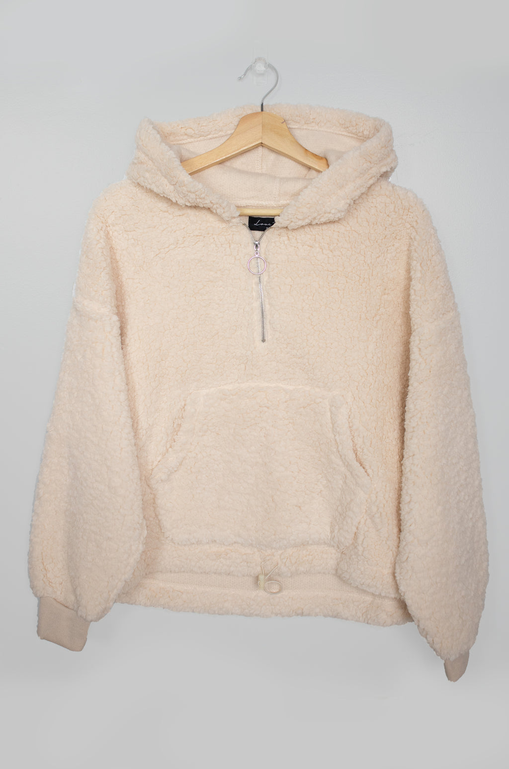 Keep Me Close - Cream Sweater