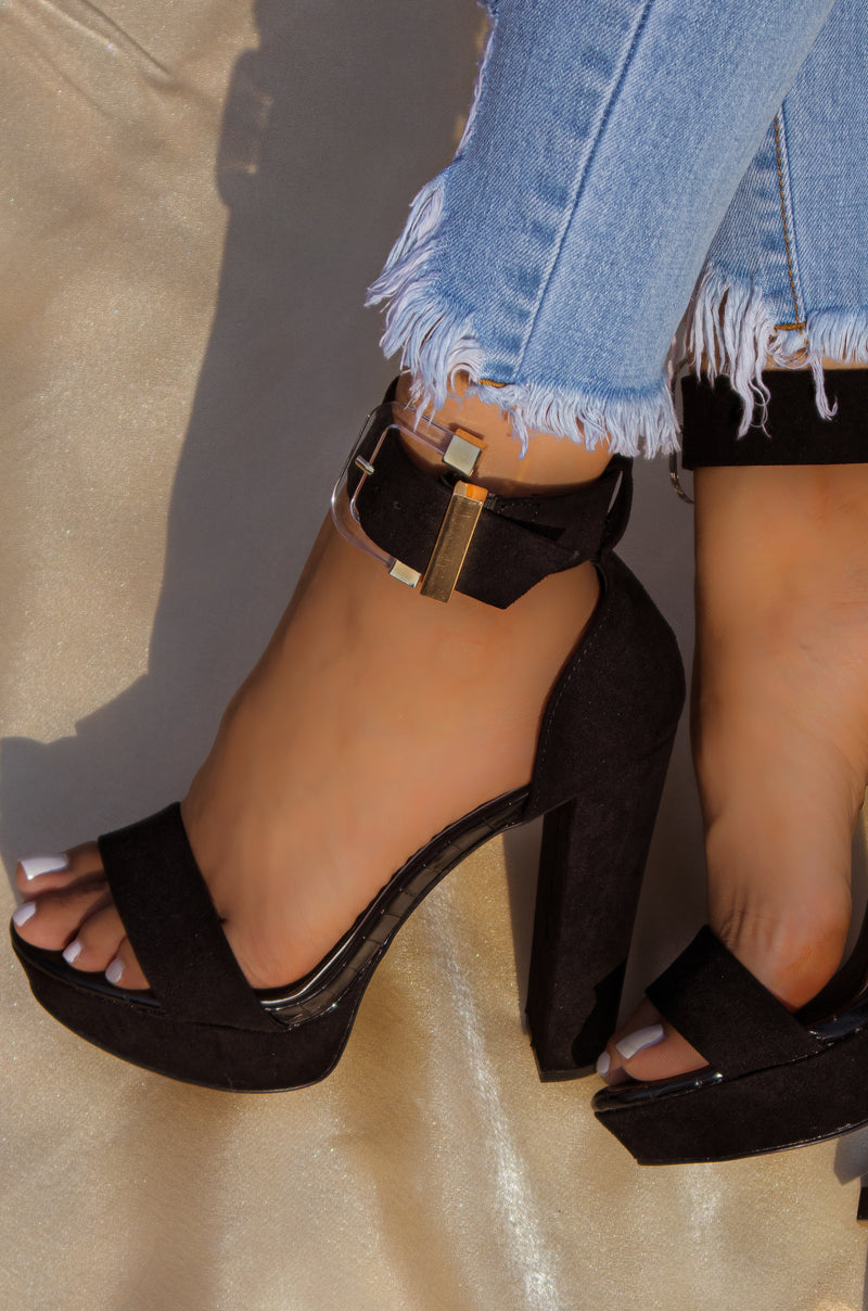 Most Requested - Black Heels