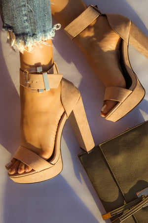 Most Requested - Taupe Heels
