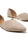 Meant To Be - Taupe Flats