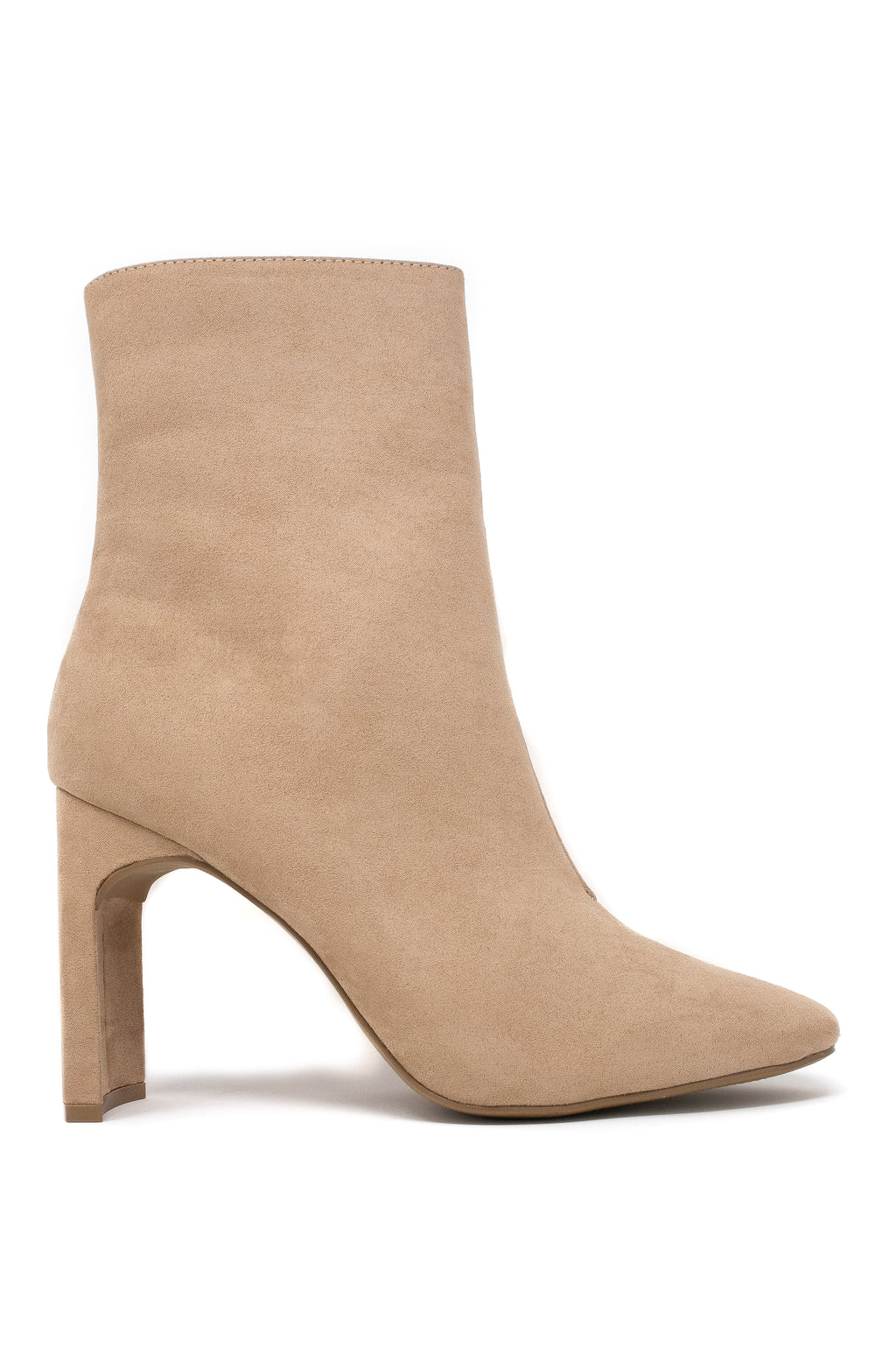 More Love - Taupe Booties