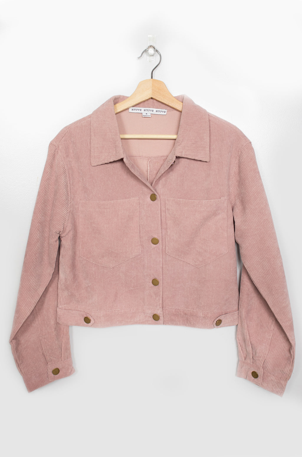 New Crush - Mauve Jacket