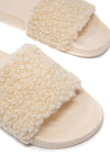 Sunday Morning - Beige Slides
