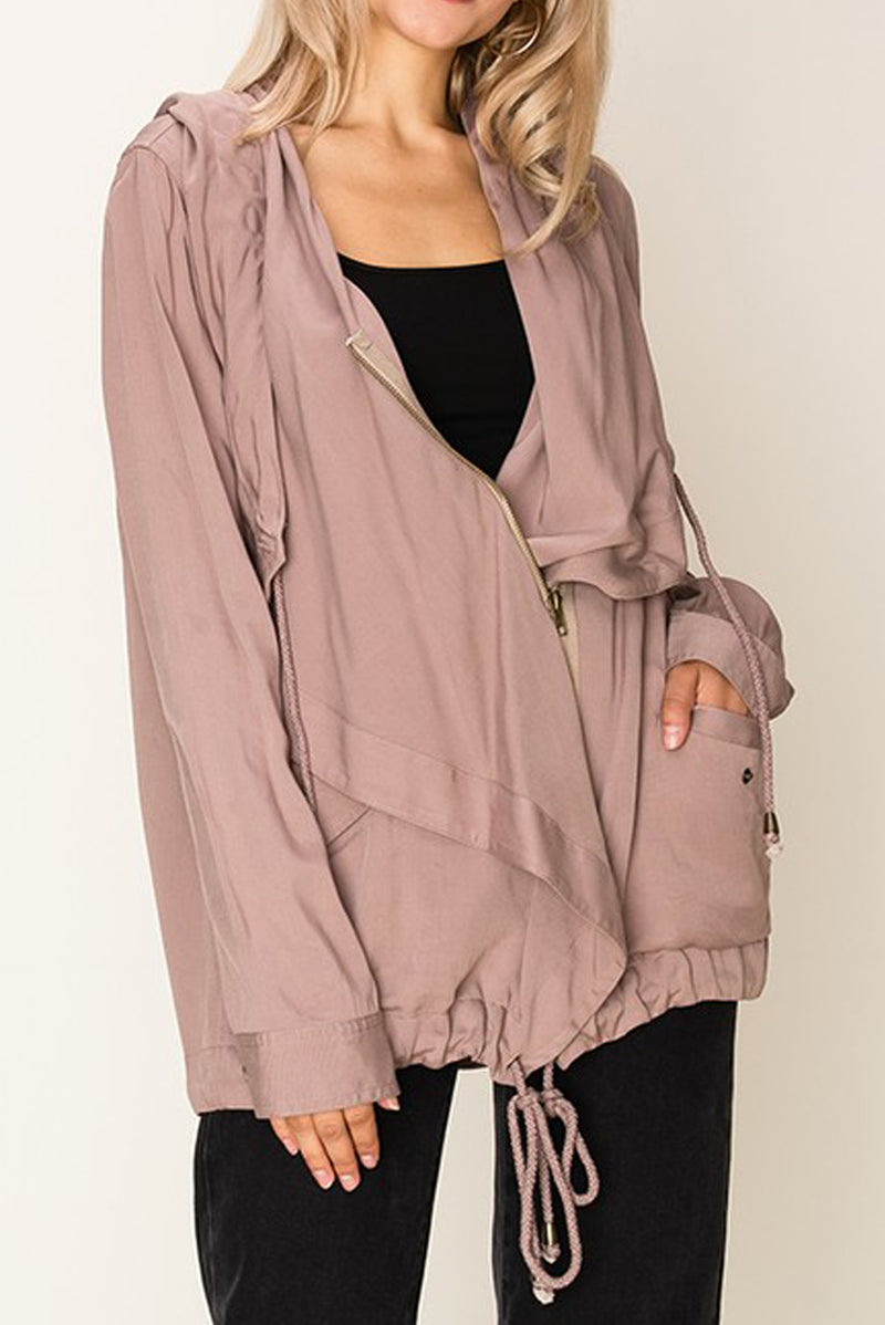 Revolution - Taupe Cargo Jacket