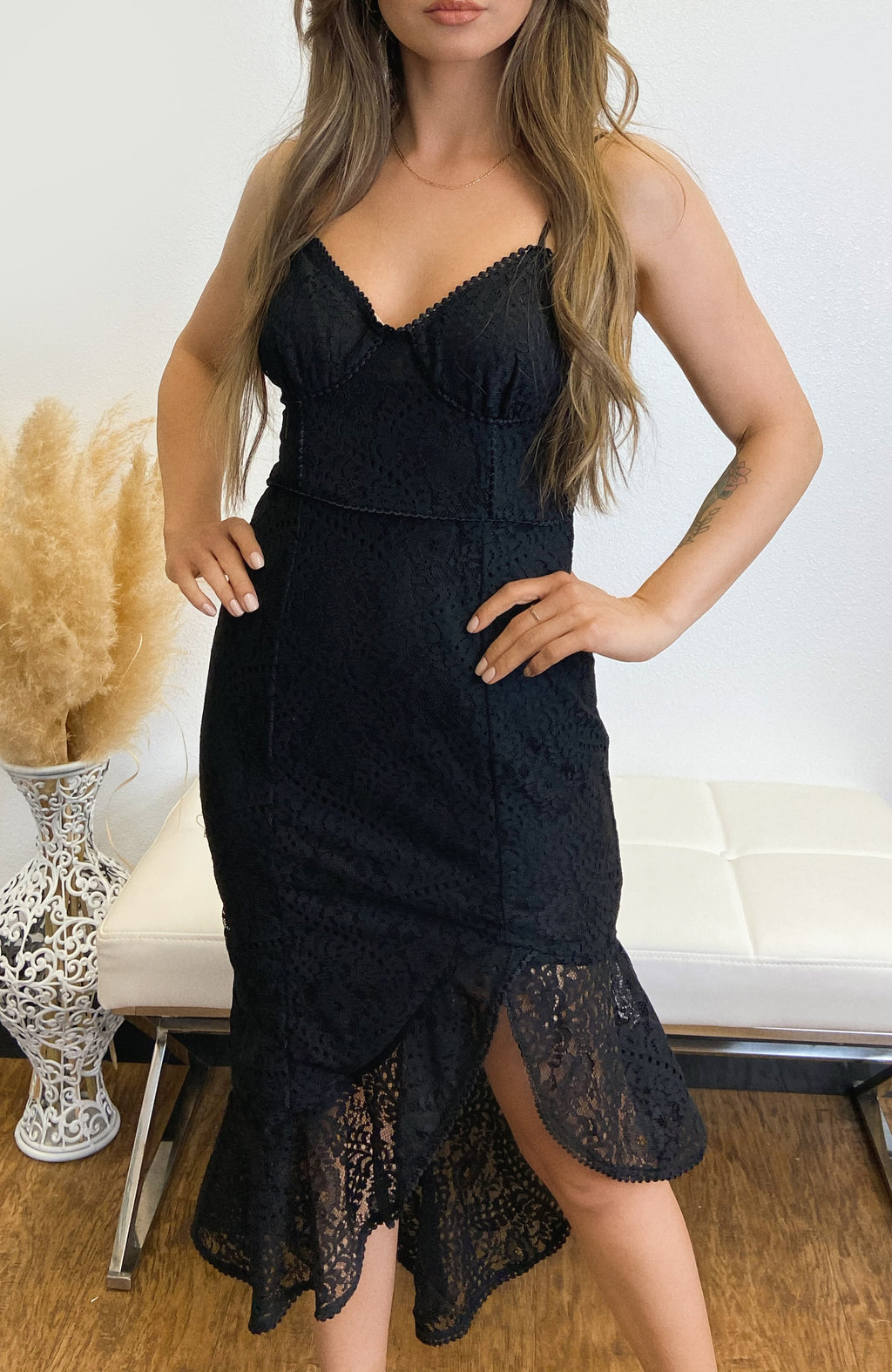 Vaycay Dreams - Black Dress