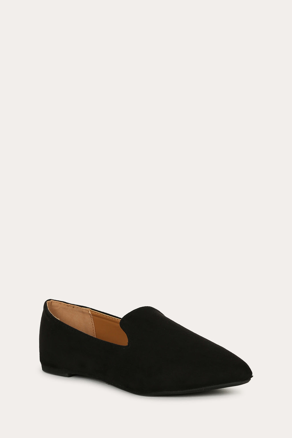 Making Moves - Black Loafer Flats