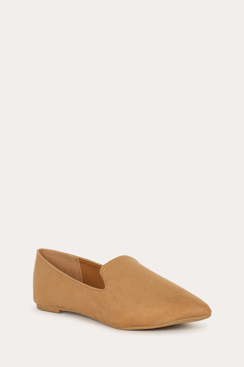 Making Moves - Butterscotch Loafer Flats