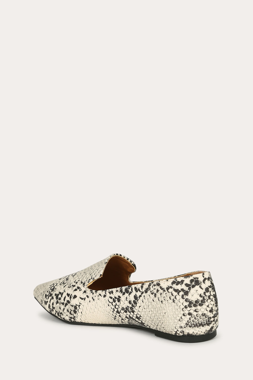 Making Moves - Snake Loafer Flats
