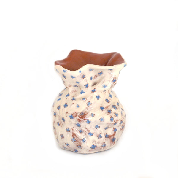 Flower Bud Vase - Dark Blue # 1