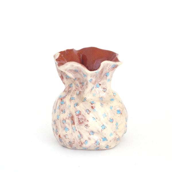 Flower Bud Vase - Blue # 2