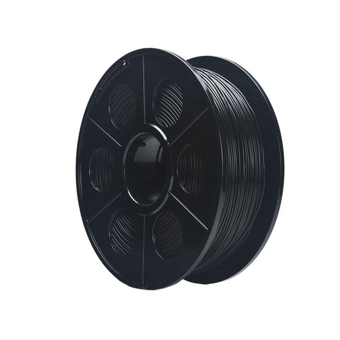 3D Printer ABS Filament 1.75mm 1KG 2.2LB Premium Material Spool Roll Black