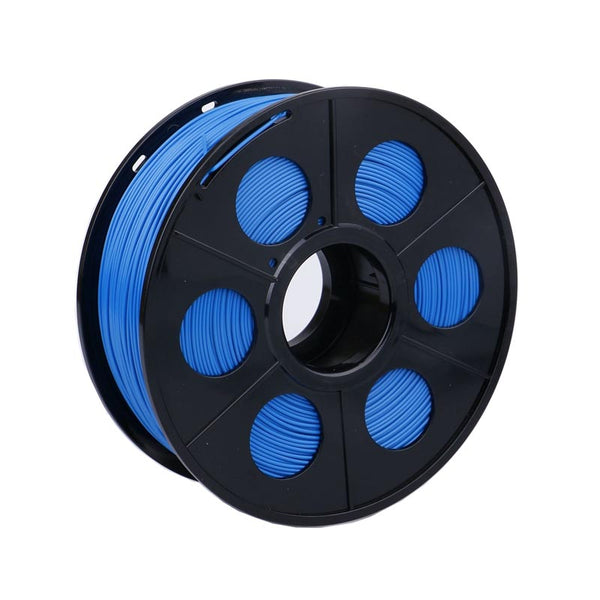 3D Printer ABS Filament 1.75mm 1KG 2.2LB Premium Material Spool Roll Blue