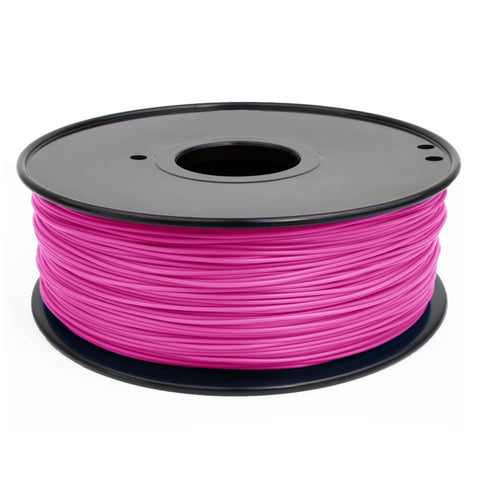 3D Printer ABS Filament 1.75mm 1KG 2.2LB Premium Material Spool Roll Pink