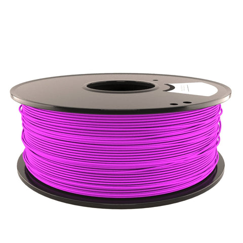 3D Printer ABS Filament 1.75mm 1KG 2.2LB Premium Material Spool Roll Purple