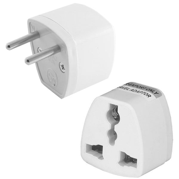US Brand New Universal US USA to EU UK AU AC Travel Power Plug Adapter Converter