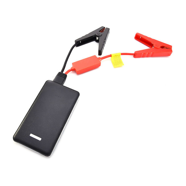 Car Jump Starter Emergency Charger USB Power Bank Backup Battery Portable