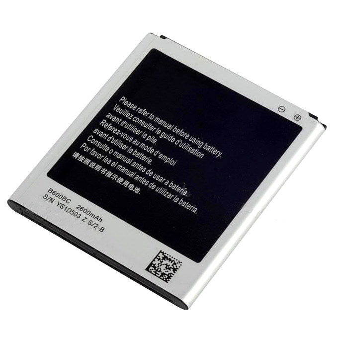 2600mAh 3.8V Li Hi-Capacity Internal Battery Replacement for Samsung S4 SCH-R970