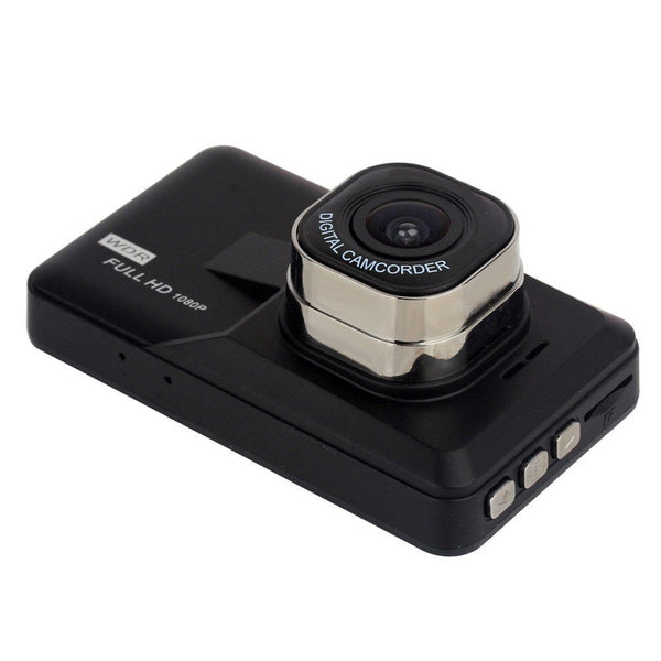 3 In Full HD 1080P Car DVR CCTV Dash Camera G-sensor Vehicle Video Cam Recorder