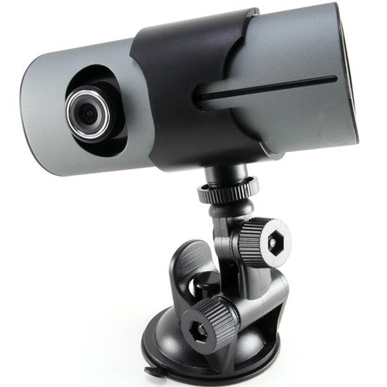 New 2.7 R300/X3000 Dual Dash Vehicle Camera Car DVR Route Tracking Recorder
