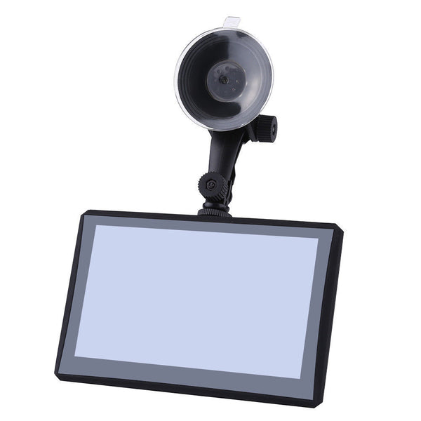 Car Cam Dash Camera Driving Recorder GPS Navigation 7 In LCD Android Player WiFi