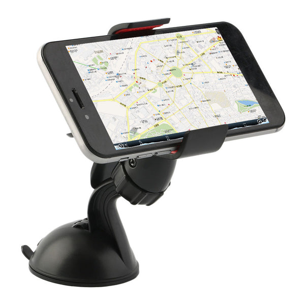 Universal Clip Holder Windshield Mount For Mobile Phone GPS