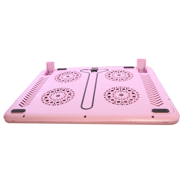 11 - 16 Inch Gaming Notebook Laptop USB Cooling Pad Stand Cooler Mat 4 Fans
