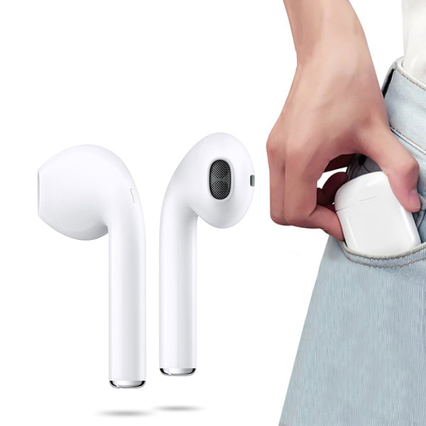 Bluetooth Stereo Headset Wireless Headphone for Phone Tablet w/ Charging Dock