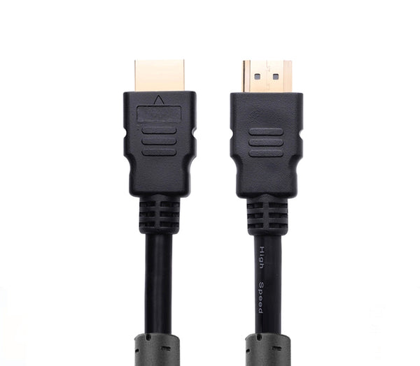 axGear HDMI Cable Ver 1.4C High Speed Video Wire w/ Ethernet 1080P / 3D / 4K Support Gold Plated 50Ft 15M