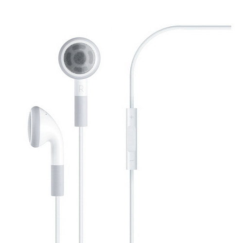 Earphone with Mic Volume Control for iPhone iPod, iTouch, iPadCROPHONE