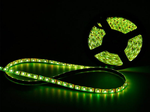 axGear Led Strip RGB 5050 Light Waterproof 300 Leds w/ Remote Power Supply Indoor Outdoor 15Ft 5M