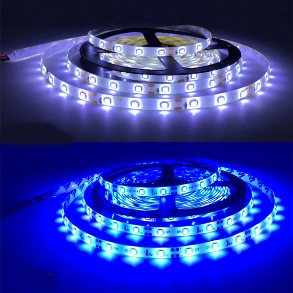 axGear Led Strip RGB 3528 Light Waterproof 300 Leds w/ Remote Power Supply Indoor Outdoor 15Ft 5M