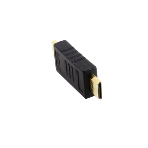 axGear Mini HDMI Male to Male Converter MiniHDMI M/M Adapter