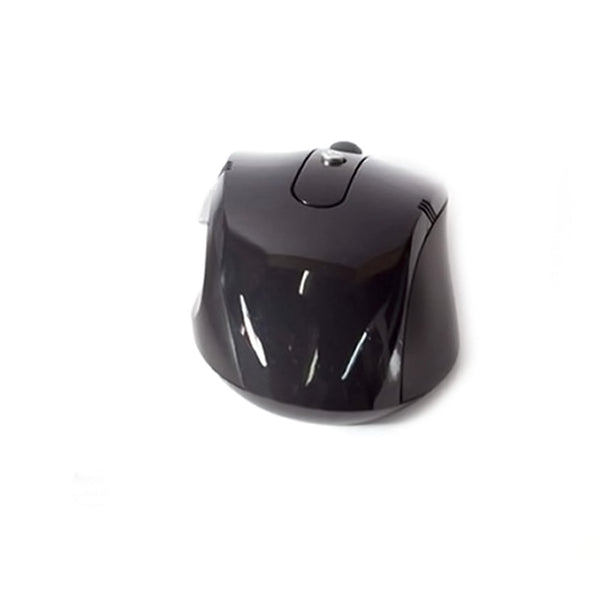 USB Optical Wireless Mouse w Side Button USB Cordless Mice 2.4 GHz For PC Laptop