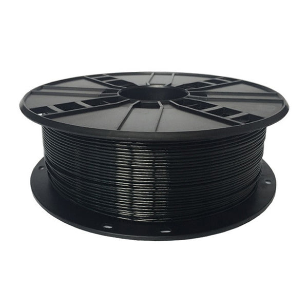 axGear 3D Printer PLA Filament 1.75mm 1KG 2.2LB Premium Material Spool Roll Black