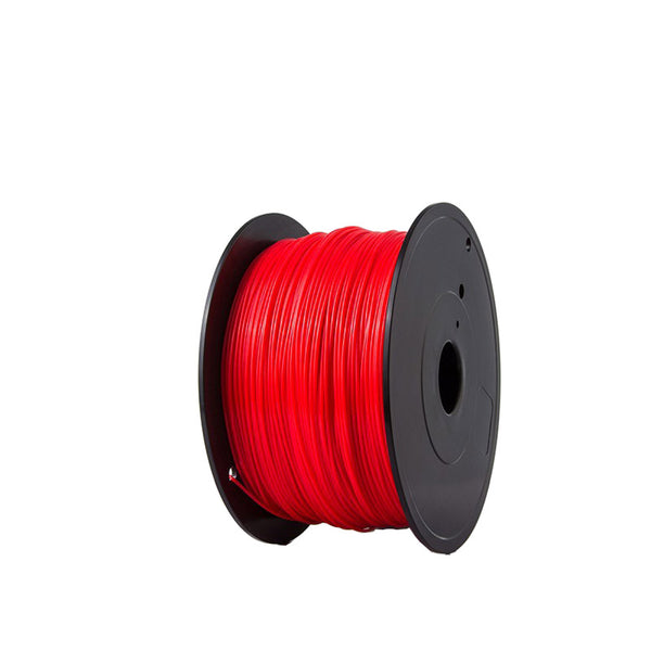 axGear 3D Printer PLA Filament 1.75mm 1KG 2.2LB Premium Material Spool Roll Red